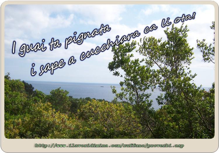 premium selection a07f7 75f17 Proverbi dialetto Ruffanese 2